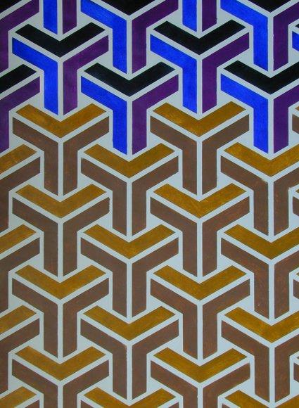 Photo of stencil