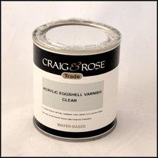 Acrylic Varnish (Eggshell)