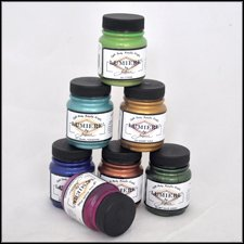 Accessories Metallic paints
