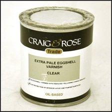 Oil-Based Varnish (Eggshell)