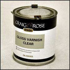 Oil-Based Varnish (Gloss)