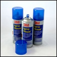 Spray Repositioning Adhesive