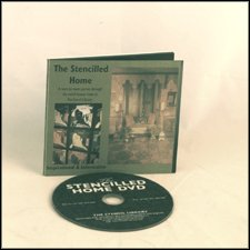 The Stencilled Home - DVD (US only)
